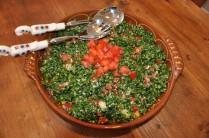 Authentic Lebanese Tabbouleh